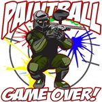 Paintball Game Over