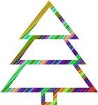 Groovy Christmas Tree