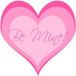 Pink Hearts Be Mine
