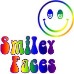 Retro Smiley Faces
