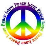 Love Peace Peace Symbol