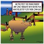 Environment Cartoon 9203