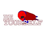 Be Yourself - Female Eclectus
