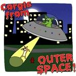Corgis from Outer Space