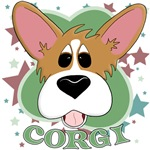 Corgi Close-up