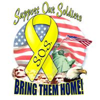 Support Our Soldiers Shop
