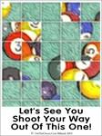 Puzzle Shot, A Billiards Jigsaw Puzzle
