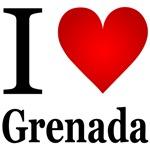 I Love Grenada