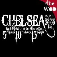 CHELSEA WOD