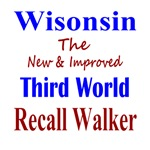 Recall Walker WI New 3rd World