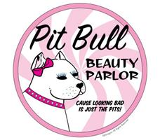 Pit Bull Beauty Parlor