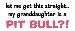 Granddaughter?