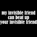 Fighting Invisible Friends