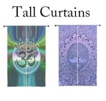 Curtains - Tall