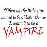 Be a Vampire