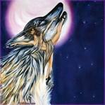 Wolf Woman Dances