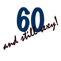 60 and Still Sexy Apparel