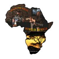 Africa - Design by Bob Riffle