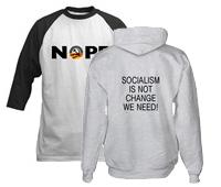 Socialism is Not Change We Need!