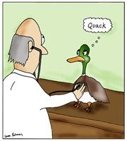 'Quack' Doctor