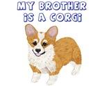 CHOOSE Corgi BROTHER OR SISTER