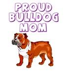 Proud Bulldog Mom