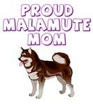 Proud Malamute Mom