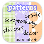 Patterns for Scrapbooking and Crafting