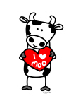 I Love Moo Cow