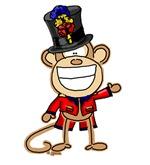 Circus Monkey Ringleader