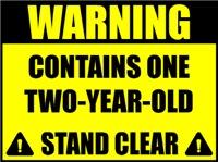 Warning two
