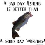 Bad fishing day