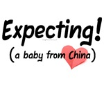 Expecting! China adoption