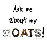Ask me about my goats