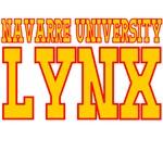 Navarre University Lynx Mascot