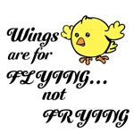 Wings are for Flying