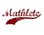 MATHLETE T-SHIRT MATH GEEK TEE SHIRT i love math,I