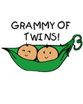 Grammy of Twins Pod