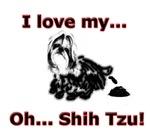 I love my...Oh Shih Tzu!