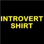 Introvert Shirt - Dark