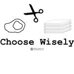 Rock Scissors Paper Choose Wisely
