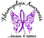 Fibromyalgia Butterfly 6.1