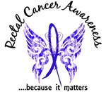 Butterfly 6.1 Rectal Cancer Gifts