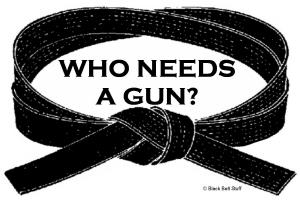 Who Needs A Gun ?