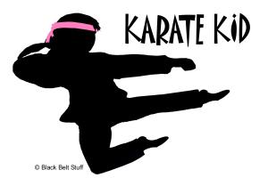 Karate Kid (Girl)