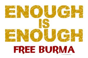 Enough Is Enough (Burma) 1