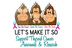 See Speak Hear No Thyroid Cancer 2