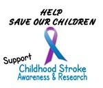Childhood Stroke Awareness 2 Gifts
