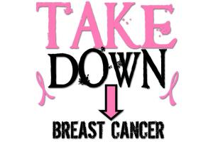 Take Down Breast Cancer 2