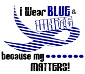 I Wear Blue And White ...... 33